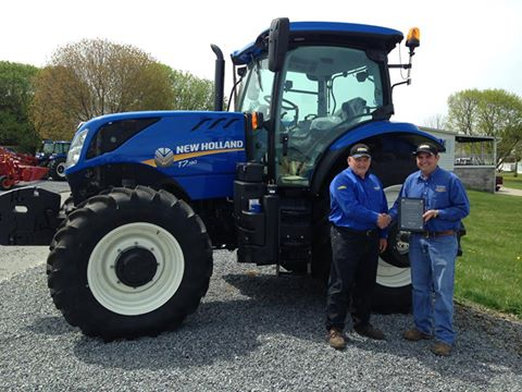 New Holland Presidents Club 2016